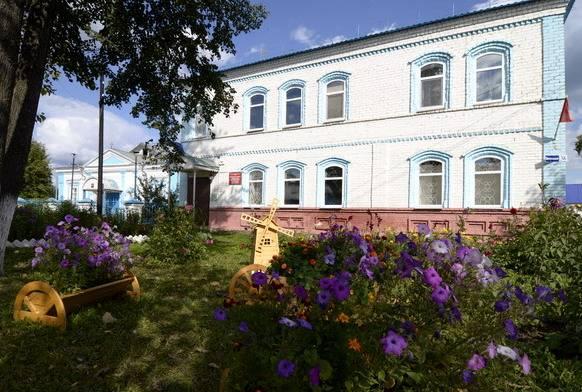 Тоншаевский краеведческий музей